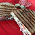 Bombay Grilled Sandwich