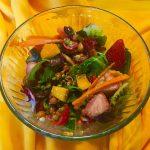sprout fruit salad recipe