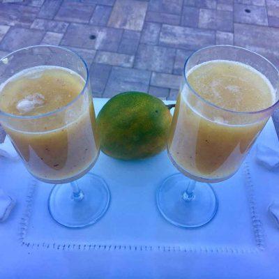 raw mango summer cooler recipe