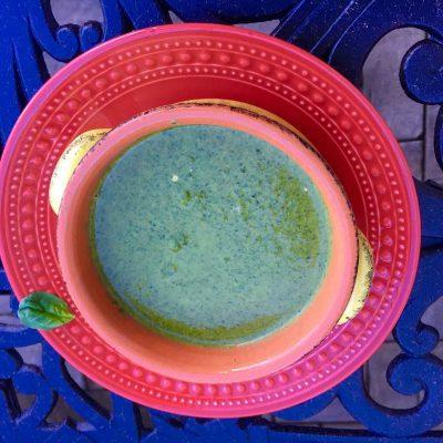swiss chard bok choy spinach soup recipe
