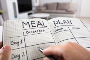 Florham Park, NJ meal plans, weight loss