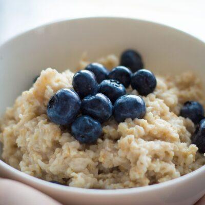 vegan recipe oatmeal
